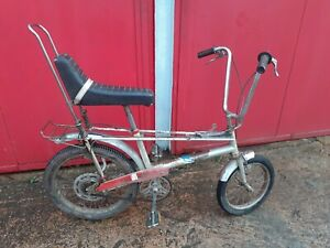Raleigh Chopper mk2 for restoration