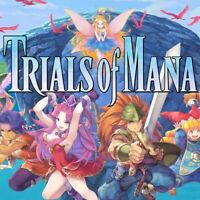 Trials of Mana STEAM PC - READ DESCRIPTION