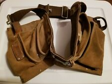 Atchison Leather Products Leather Tool Belt