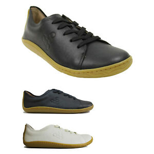 Vivobarefoot Womens Trainers Addis Casual Lace-Up Low-Top Sneakers Leather