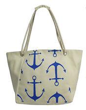 Women Ladies Big Canvas Shoulder Shopping Tote Beach Satchel School Handbag Bag