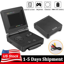 Portable Retro GB PVP Station Video Game Console Player SP Player 8Bit 50 Games