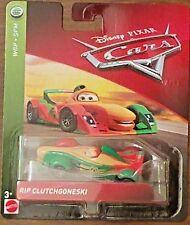Disney Pixar Cars 3 Rip Clutchgoneski WGP Racers Diecast Mattel 1:55