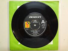 "SKIP BATTYN: (From Byrds) Central Park-St. Louis Browns-U.K. 7"" 72 Signpost Demo"