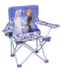 Frozen Elsa Anna Fold N Go Chair