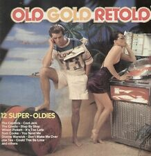 VARIOUS (WILSON PICKET,GLADY'S KNIGHT & THE PIPS)  Old Gold Retold 4 - intercord