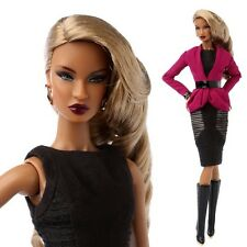 NU.FACE Electric Enthusiasm Dominique Makeda Dressed Doll-82053
