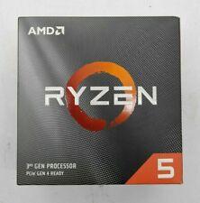 New AMD Ryzen 5 3600, 6 Core 12 Thread, AM4 Socket, 4.20GHz Boost - TL0221
