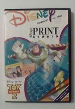 Disney Toy Story 2 Print Studio for PC