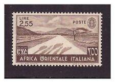 AOI - 1938  SOGGETTI VARI -  Lire 2,55   NUOVO  **/*