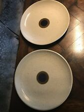 ZAALBERG Holland Art Pottery PLATES modern ceramic MCM