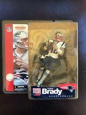 McFarlane Toys NFL Series 5 New England  Patriots Tom Brady ROOKIE (sealed)
