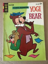 Yogi Bear #15 1964 Hanna Barbera Gold Key Comic Book FN 6.0 Silver Age