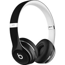Beats by Dr. Dre Solo 2 Wired On-Ear Headphones Luxe Edition Black ML9E2AM/A