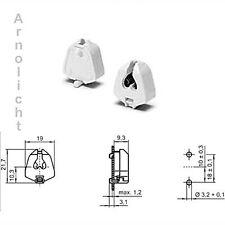 Mini - G5 Einbaufassung für T5 (16mm) Lampen Fassung