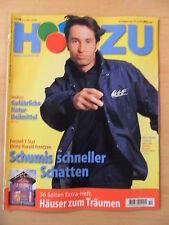 Hörzu 10 2000 TV: 11.-17.3. Heinz-Harald Frentzen gefährliche Natur-Heilmittel