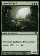 MTG 4x GRAVE BRAMBLE - ROVO DELLE TOMBE - ISD - MAGIC