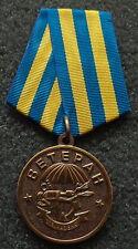 RUSSIAN SOVIET CCCP     VETERAN DIVER SPETSNAZ BLACK SEA    medal  .