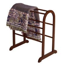 Winsome Wood Quilt Rack Walnut Kitchen PNO 94326