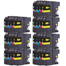 28 Ink Cartridges For Brother LC1240 MFC J5910DW J625DW J6510DW J6710 J6710DW