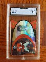 1997 SPx John Elway GMA 10 Denver Broncos