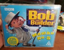 Bob The Builder - Mambo No 5 -  MUSIC CD - FREE POST