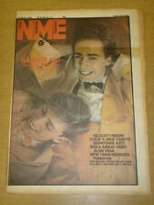 NME 1982 MARCH 13 HAIRCUT 100 BOOMTOWN RATS THE FALL