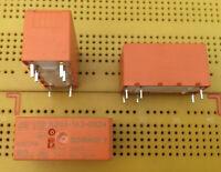 8A SPDT Non-Latching Relay 24V dc Coil AgSnO2  V23061-B1007-A301  Multi Qty