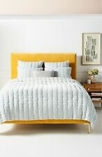 NEW Anthropologie - Velvet Ellery Collection - King Quilt