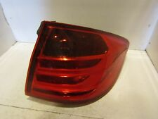 GENUINE BMW F30 ESTATE DRIVERS SIDE OUTER TAIL LIGHT 7372788 NO.W4C8/3