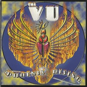 The V.U. - Phoenix Rising / feat.Kevin Chalfant(vocal)