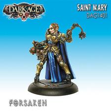 Dark Age Forsaken Saint Mary Épuisé (Métal) DAG1401 Soeurs de bataille Warhammer