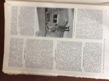 ca3 ephemera 1961 picture article ronald brittain bellringer bells scotch whisky