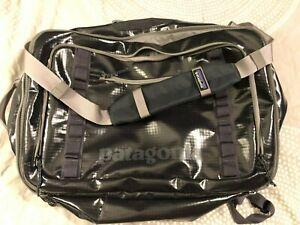 Patagonia Black Hole MLC 45L Carry On Shoulder Travel Bag Luggage Backpack Pack