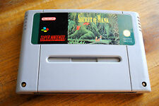 Jeu SECRET OF MANA pour Super Nintendo SNES version PAL