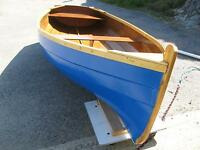 Build a Winchelsea 10 Dinghy DIY Build Plans with Full Size Patterns Option