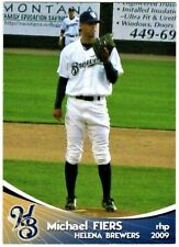MICHAEL FIERS - 2009 GRANDSTAND HELENA BREWERS