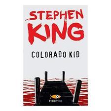 Colorado Kid Stephen King Sperling & Kupfer Pickwick