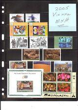 2005 Year Set United Nations - Vienna