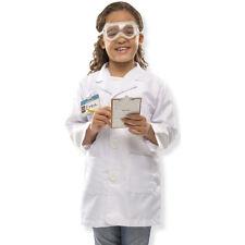 Melissa and Doug Jeu de rôle Dress Up Set, scientifique-Imaginative Play for Kids