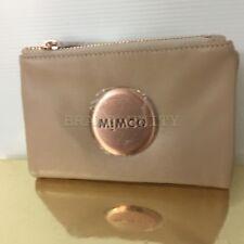 Mimco Leather MIM PETITE FOLD WALLET PURSE BRAND NEW Pancake Rosegold