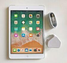 Grade A Apple IPAD Mini 2 16go, Wi-Fi + 4g (Débloqué), 7.9in - Argent, Ios 12