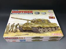 DRAGON 6925 1/35 Sd.Kfz.186 Jagdtiger Porsche Production Type [3 Bonus]