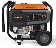 Electric Start Portable Generator Generac 7676 GP8000E 8,000 Watt  50-ST NEW