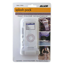 Allsop Impermeable SPLASH Pack para iPod Nano / Shuffle INCORPORADO