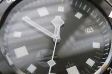 Seiko Brand New SKX007 Dagaz UDT Timer Snowflake Handset 55 Insert Diver Mod