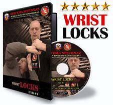 SELF DEFENSE TRAINING DVD #7 - WRIST LOCKS (Russian Systema by Vadim Starov)
