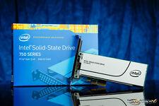 Intel 750 Series AIC 800GB NVMe PCI-e 3.0 x4 MLC Internal SSD - SSDPEDMW800G4X1
