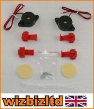 Marcadores e indicadores color principal negro para motos Honda