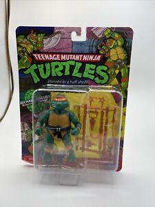 TMNT CLASSIC BASIC MICHAELANGELO TEENAGE MUTANT NINJA TURTLES MOC PLAYMATES